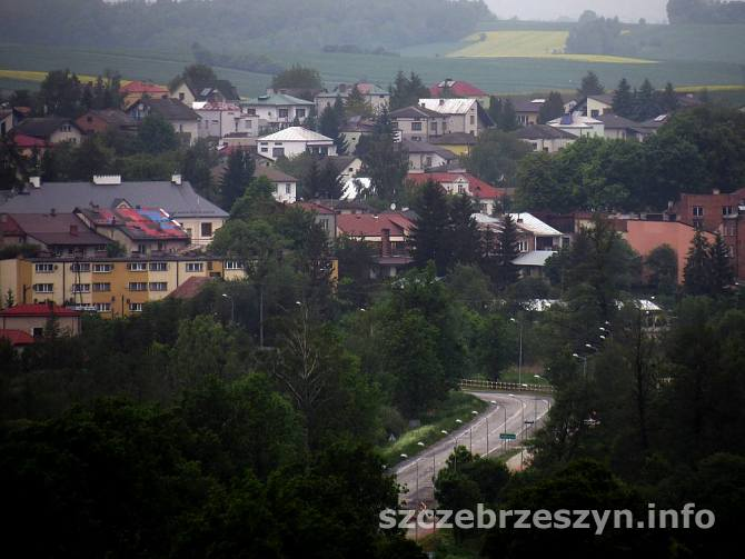 Szczebrzeszyn. Fot. Tomasz Gaudnik