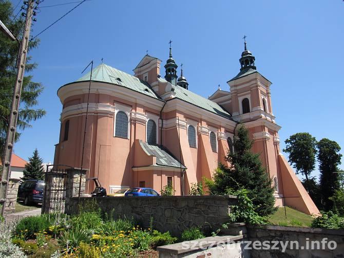 Papież nadał sanktuarium w Radecznicy tytuł Bazyliki Mniejszej. Foto: Tomasz Gaudnik